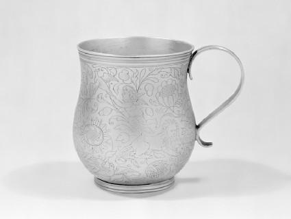 Mug, one of a pair