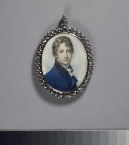 Portrait of John Norris of Hughenden, Buckinghamshire