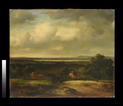 View over an extensive Vale