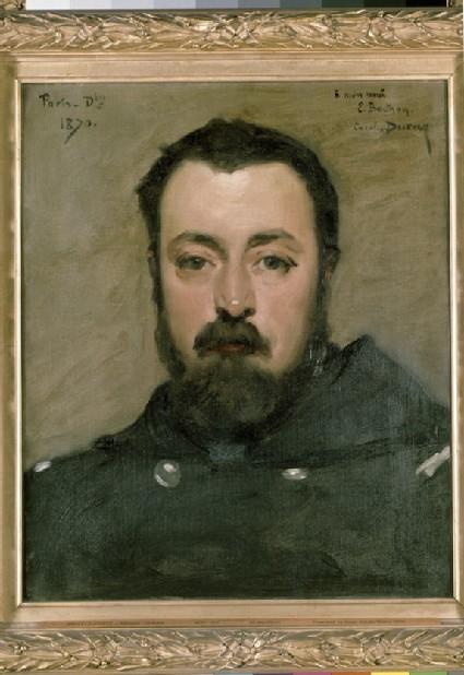 Portrait of Jean-Édouard Berthon