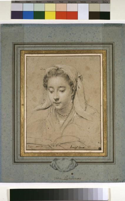 Portrait of Anna Maria, Princess Peretti