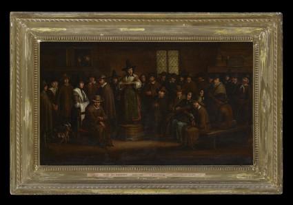 A Quaker Meeting