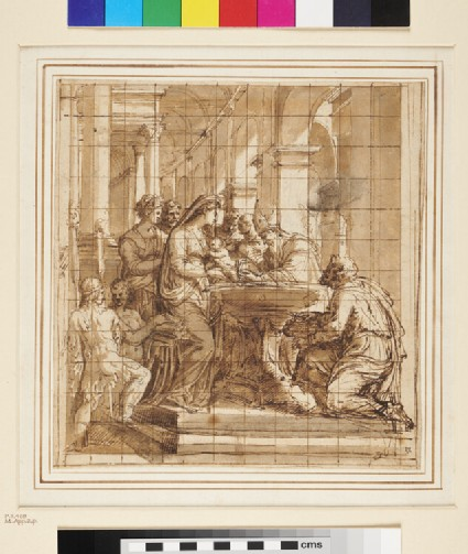 Recto: The Circumcision 