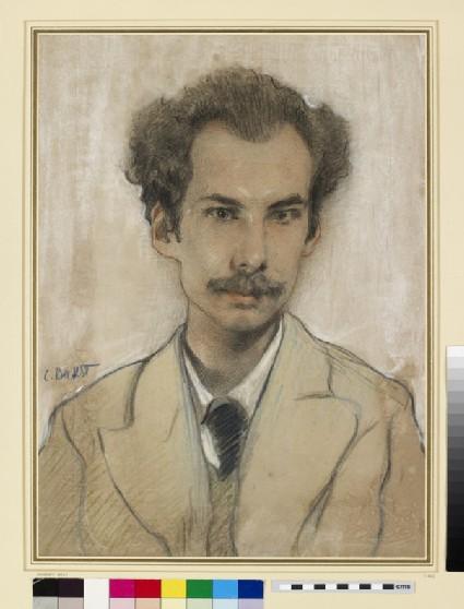Portrait of Andrey Bely