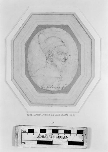 Portrait of Doge Marcantonio Memmo (1536-1615)