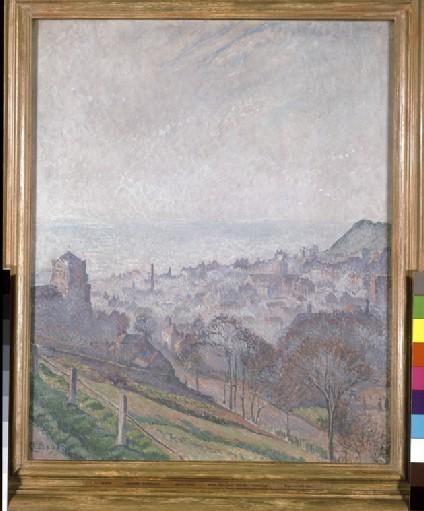 Hastings: Mist, Sun and Smoke