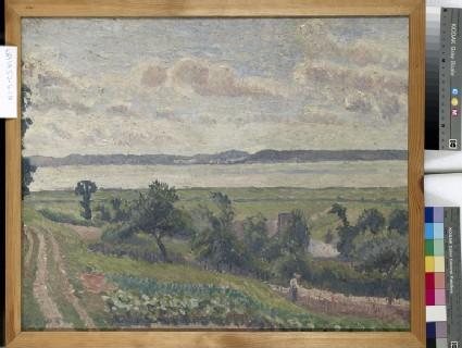 View over the Estuary, Harfleur