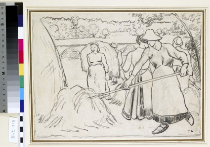 Compositional Study of Harvesters in a Landscape