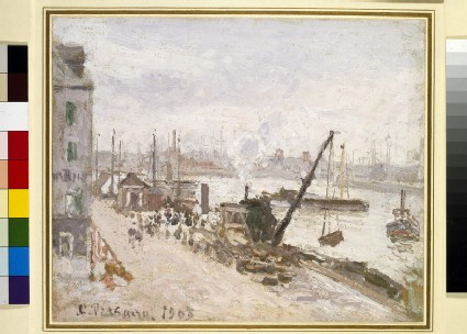 The Outer Harbour, Grand Quai, Le Havre