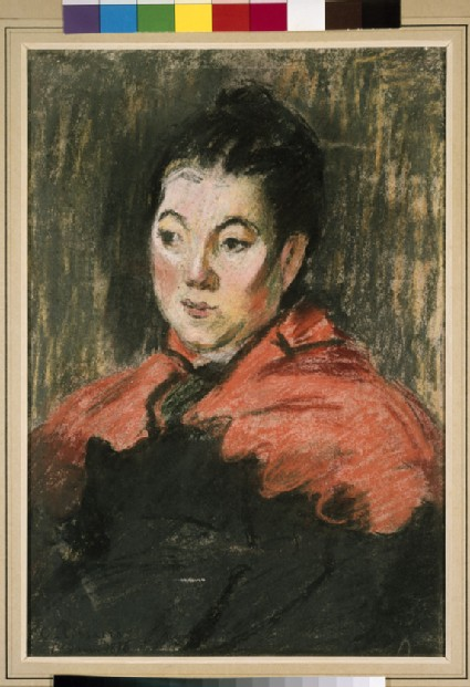Portrait of Mlle Marie Daudon