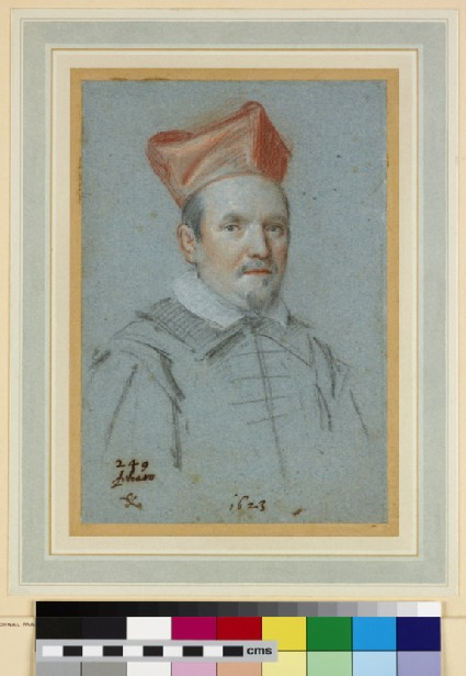 Portrait of Cardinal Marco Gozzadini