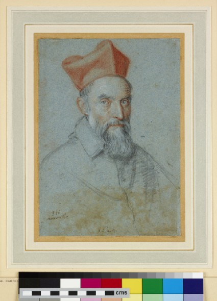 Portrait of Cardinal Antonio Barberini