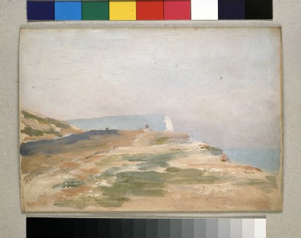Seaford Head, early Morning