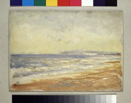 Fresh Wind over Sand and Sea