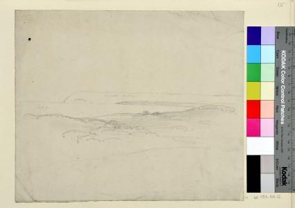 Sketch of a Coastal Bay