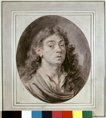 Self-portrait of Jan Cossiers