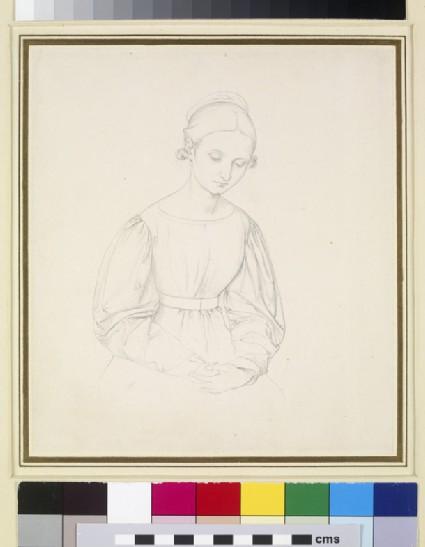 Portrait of the Artist's Wife, Nina