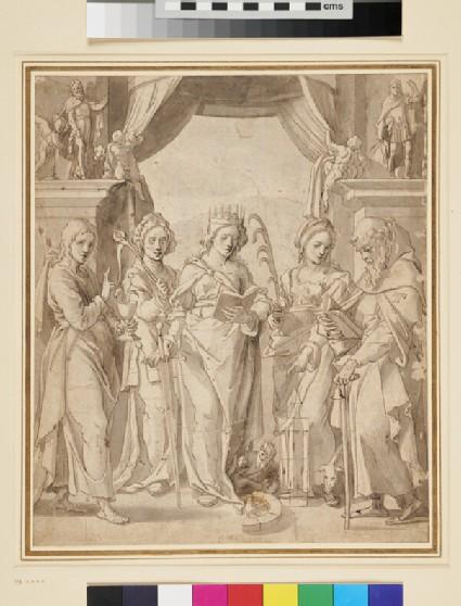 Five Saints