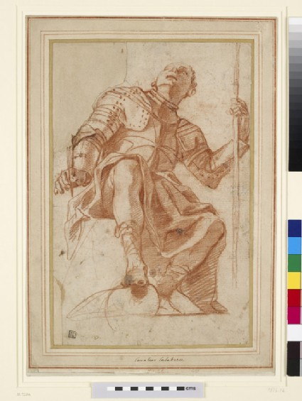 Study for a Knight of Malta