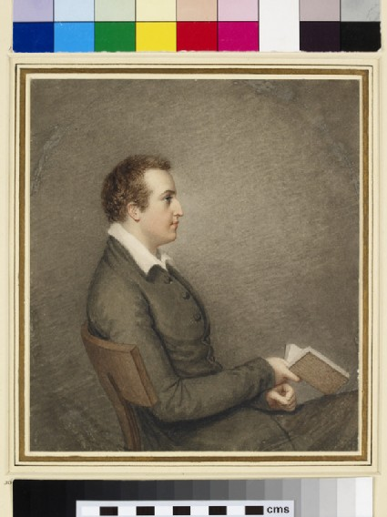 Portrait of John Cam Hobhouse, 1st Baron Broughton