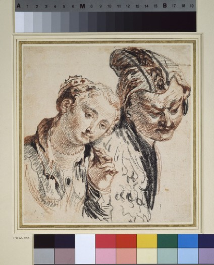 Two heads after Veronese