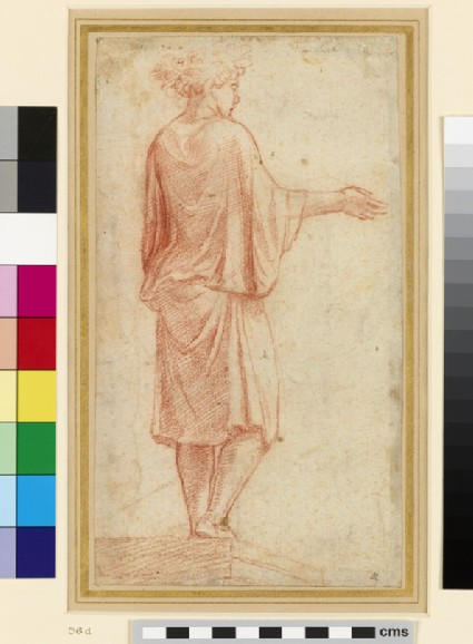 Recto: a Camillus