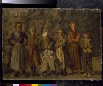 Cave Dwellers, Dieppe