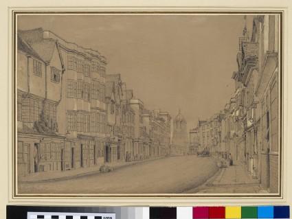 Cornmarket Street, Oxford