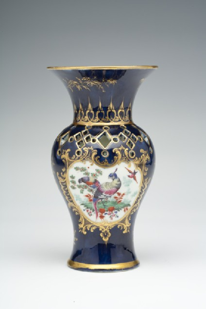 Pot-pourri vase