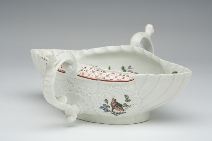 Two-handled Sauceboat