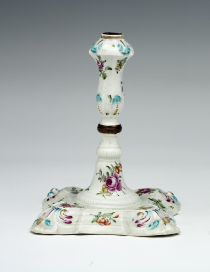Candlestick, one of a pair