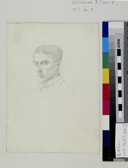 Sketchbook of Pont-Aven, November 1891