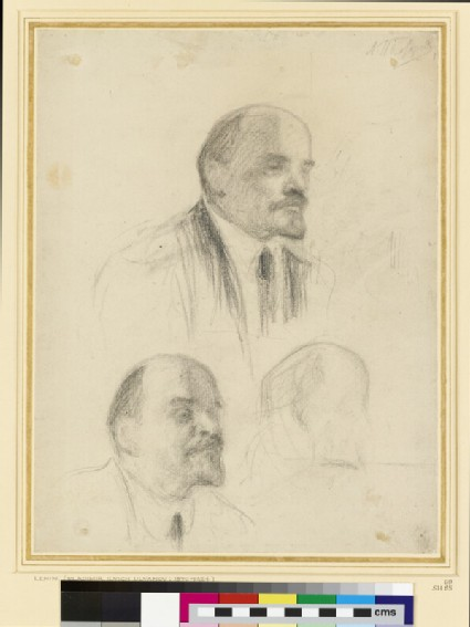 Three Studies of Lenin
