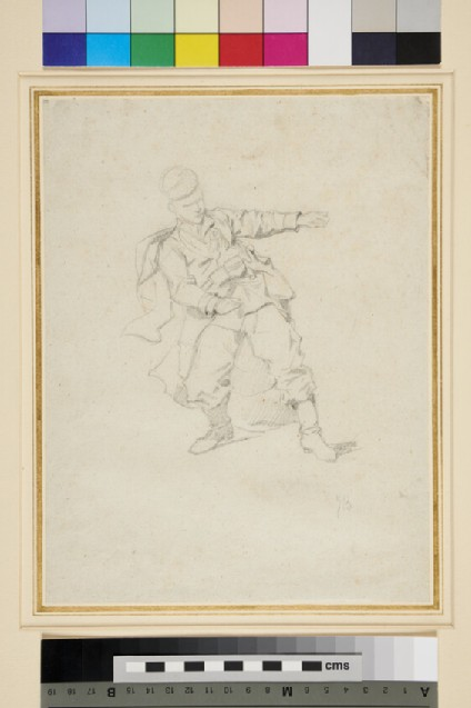 Study of a Soldier