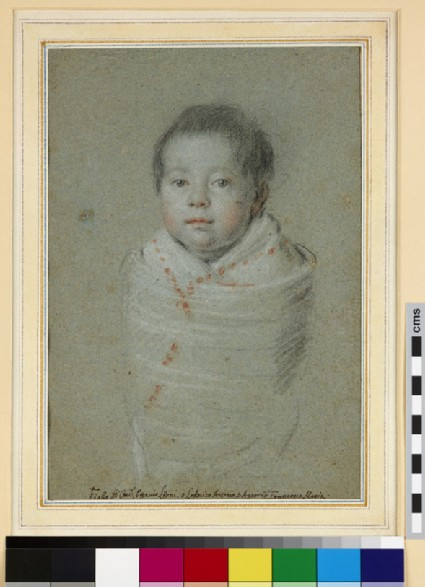 The Artist's Son as a Baby