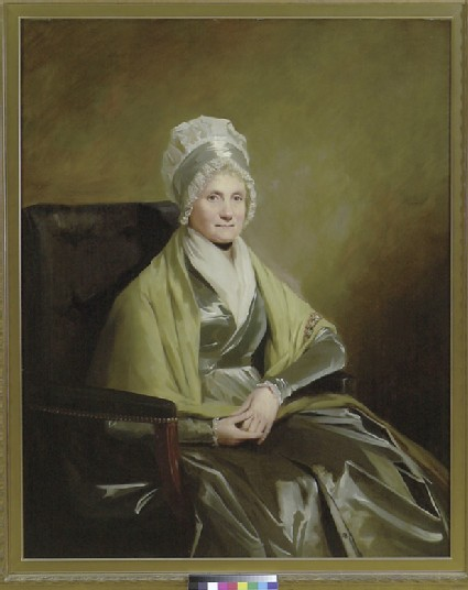 Mrs John Brown of Lanfine and Waterhaughs