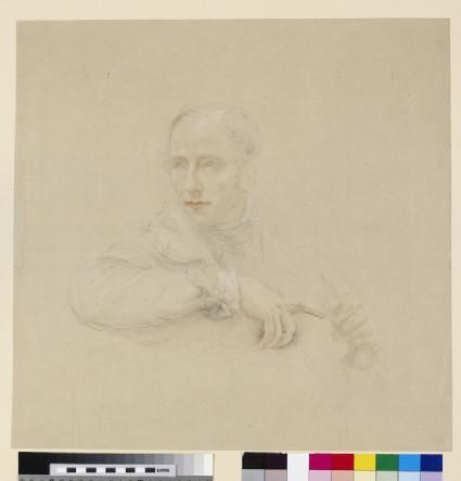 Portrait of Sir Francis Chantrey