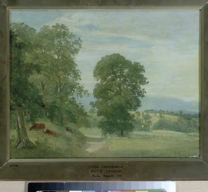 A Suffolk Landscape