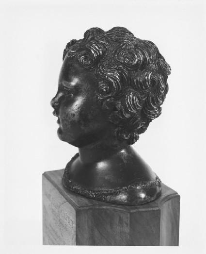 Bust of the Infant St John Baptist