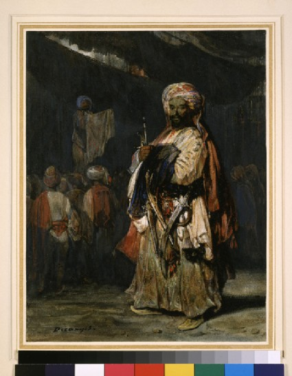 A Turkish merchant