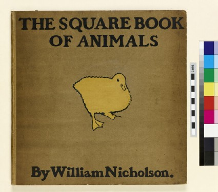 The Square Book Of Animals, by William Nicholson