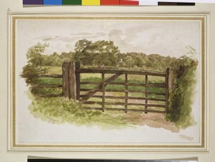 A Field Gate