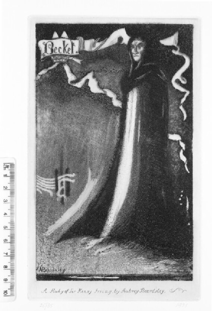 Sir Henry Irving as Becket