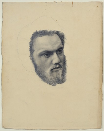 Portrait of Valentine Prinsep