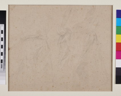 Recto: Study of a young Man