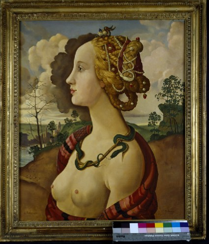 A Copy of the so-called Portrait of Simonetta Vespucci