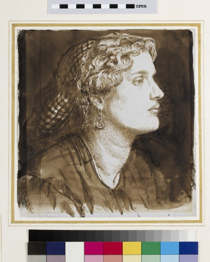Portrait of Fanny Cornforth
