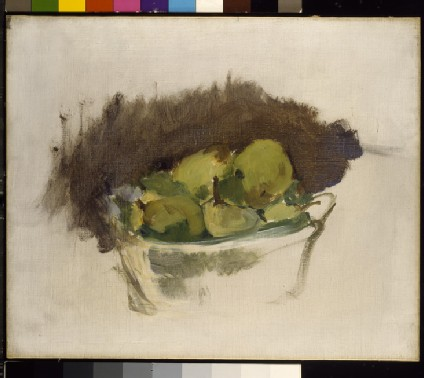 A Basket of Pears