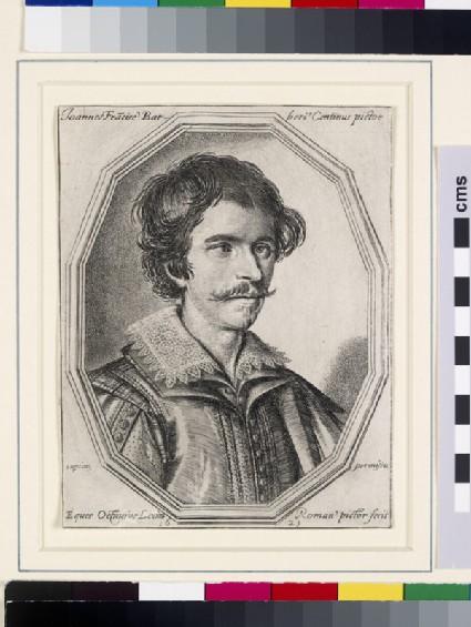 Portrait of Guercino
