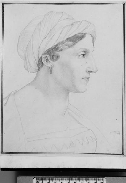Henriette Julie Herz, née de Lemos (1764-1847)